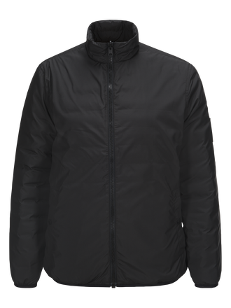 Men's Troop Liner Jacket Black | Peak Performance