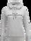 Women's Logo Hood Med Grey Mel | Peak Performance