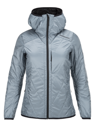 Women's Helo Liner Jacket Dustier Blue | Peak Performance