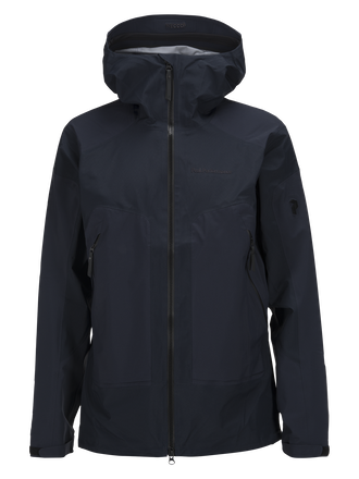 Men's Core 3-Layer Ski Jacket Salute Blue | Peak Performance