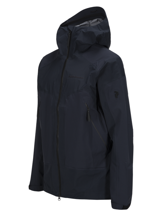Men's Core 3-Layer Ski Jacket Salute Blue | Peak Performance