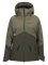 Women's Greyhawk Ski Jacket Soil Olive | Peak Performance