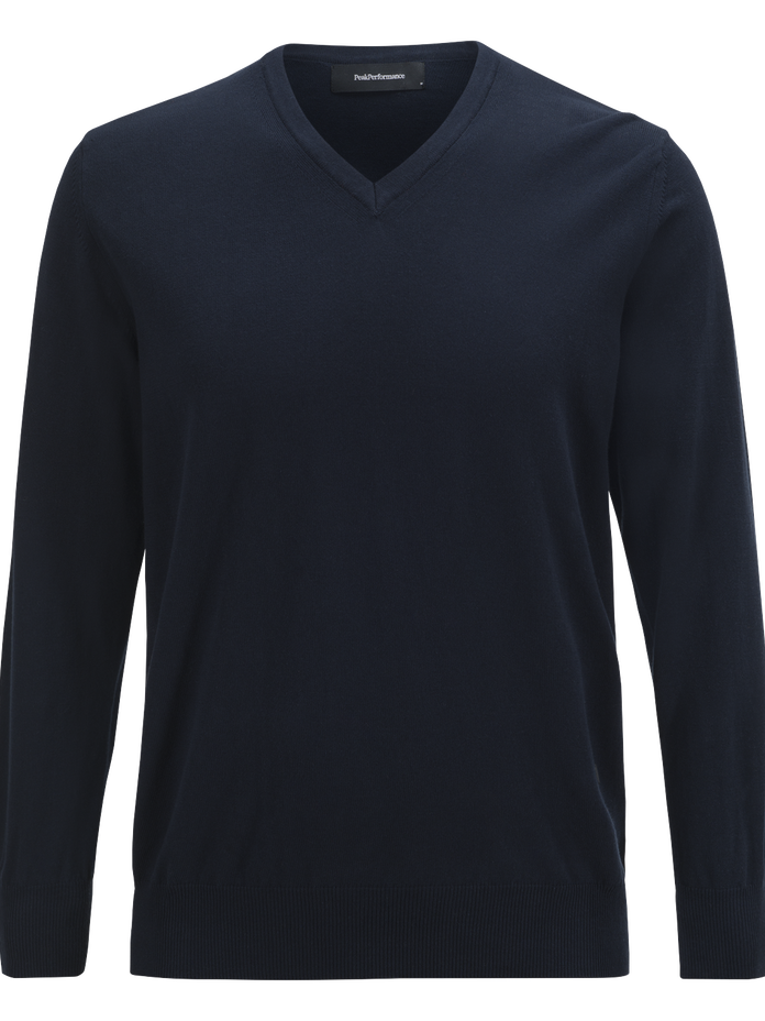 Men's James V-neck Deep Well | Peak Performance
