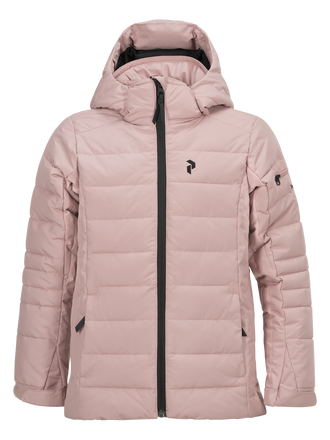 Kids Blackburn SkiJacket Dusty Roses | Peak Performance