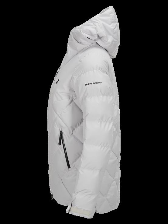 Damen Alaska Skijacke Dk Offwhite | Peak Performance