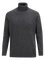 Men's Barge Roll neck sweater Dk Grey Mel | Peak Performance