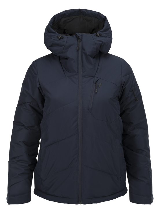 Women's Winterplace Ski Jacket Salute Blue | Peak Performance