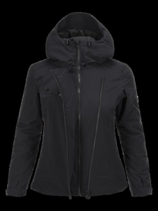 Women's Scoot Ski Jacket Black | Peak Performance