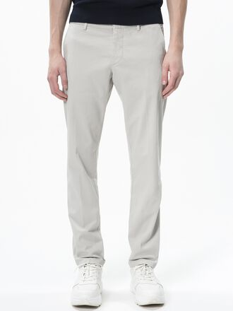 Men's Harvey Chinos Mortar Grey | Peak Performance