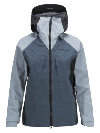 Teton damskidjacka Dustier Blue | Peak Performance