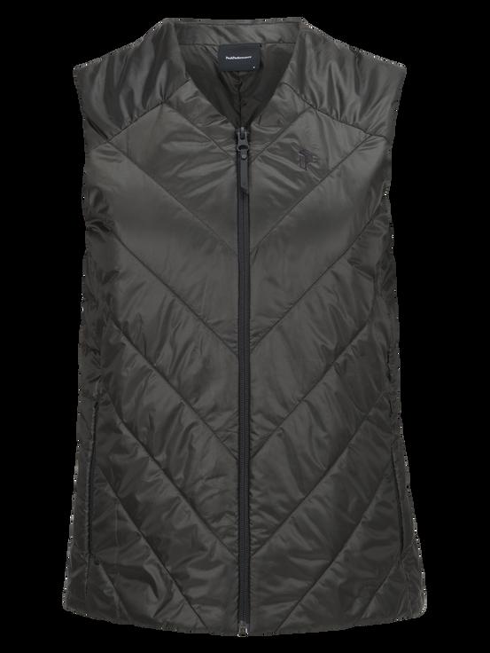 Women's Helo Liner Vest Olive Extreme | Peak Performance