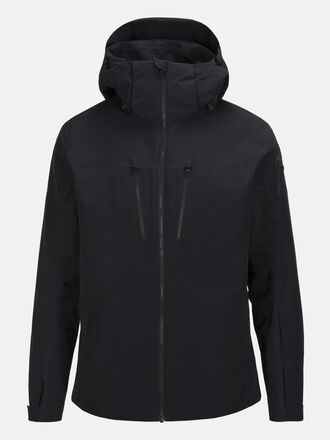 Men's Lanzo  SkiJacket Black | Peak Performance