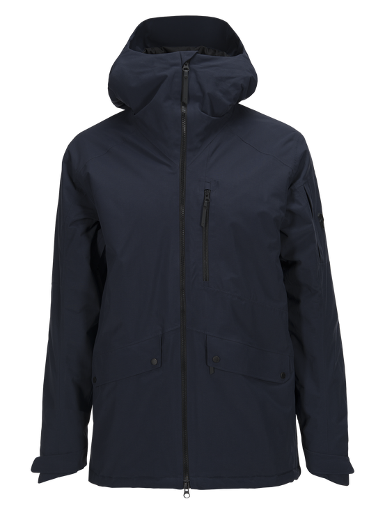 Men's Hakuba Ski Jacket Salute Blue | Peak Performance