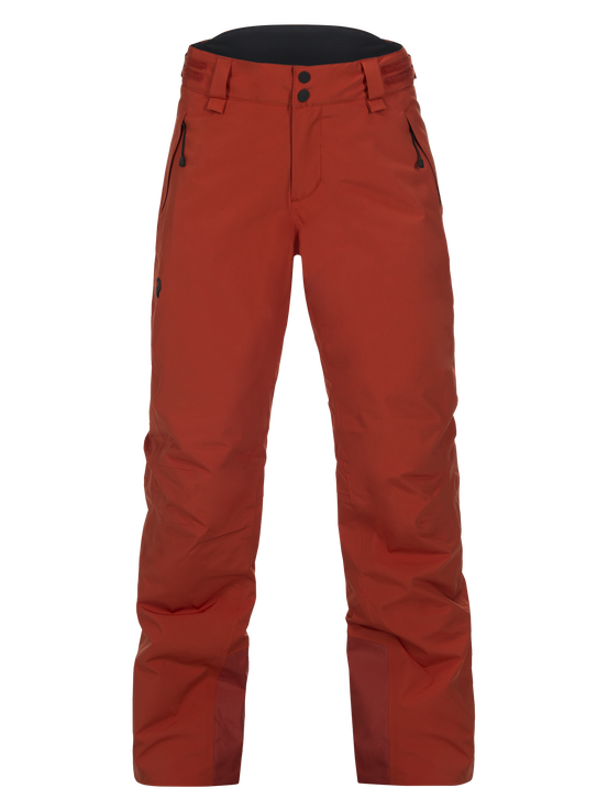 Women's Anima Ski Pants Orange Planet | Peak Performance