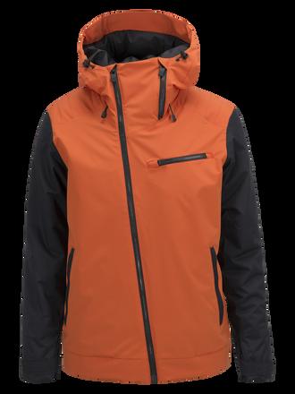 Blouson de ski homme Scoot Blaze Orange   Peak Performance