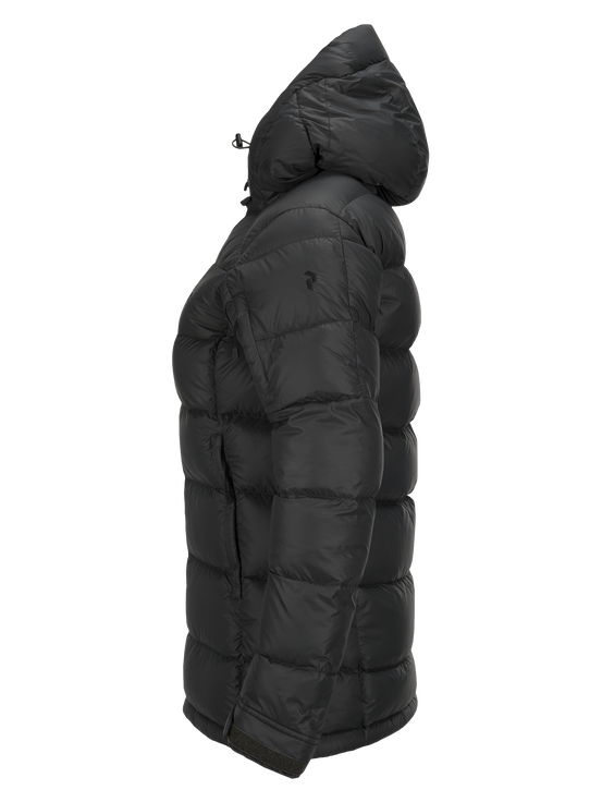 Women's Frost Down Jacket Olive Extreme | Peak Performance