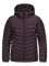 Kids Frost Down Hood Jacket Mahogany | Peak Performance