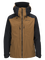 Men's Teton 2-Layer Ski Jacket Honey Brown | Peak Performance
