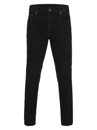 Herren Bob Dark Vintage Denim Black Stone Wash | Peak Performance