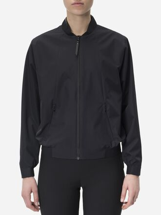 Women's Tech Jacket Black | Peak Performance