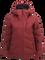 Women's Winterplace Ski Jacket Dusty Wine | Peak Performance