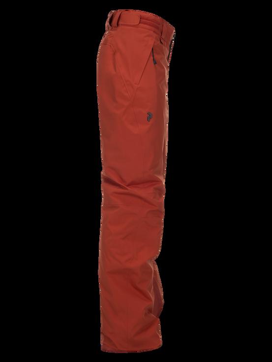 Women's Anima Ski Pants Orange Planet | Peak Performance