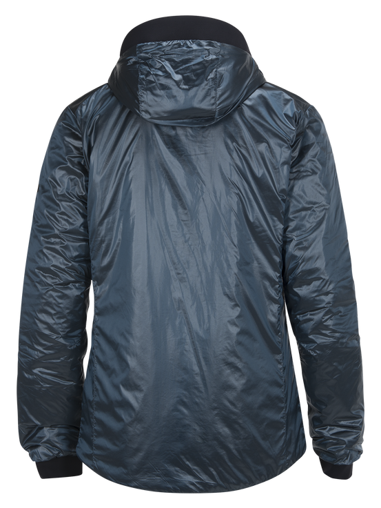 Men's Powderhound Liner Ski Jacket Blue Steel | Peak Performance