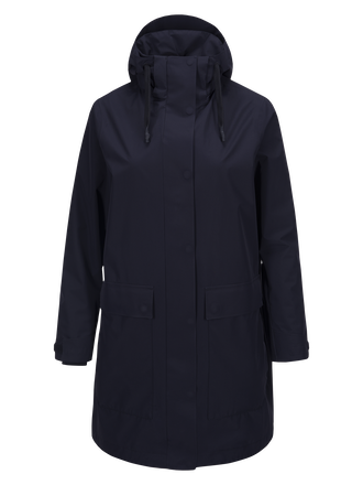 Women's Summer Unit Parka Salute Blue | Peak Performance
