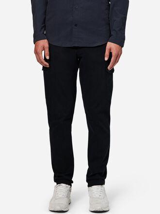 Men's Harvey Cargo Pants Black   Peak Performance