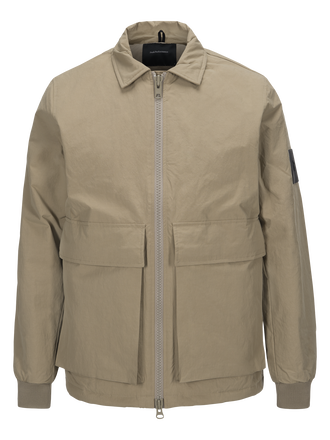 Herren Lugano Jacke True Beige | Peak Performance