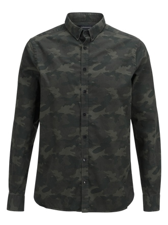 Herren Keen Camo Hemd  Pattern | Peak Performance
