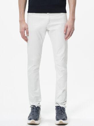 Men's Bob Twill Pants Laundry White | Peak Performance