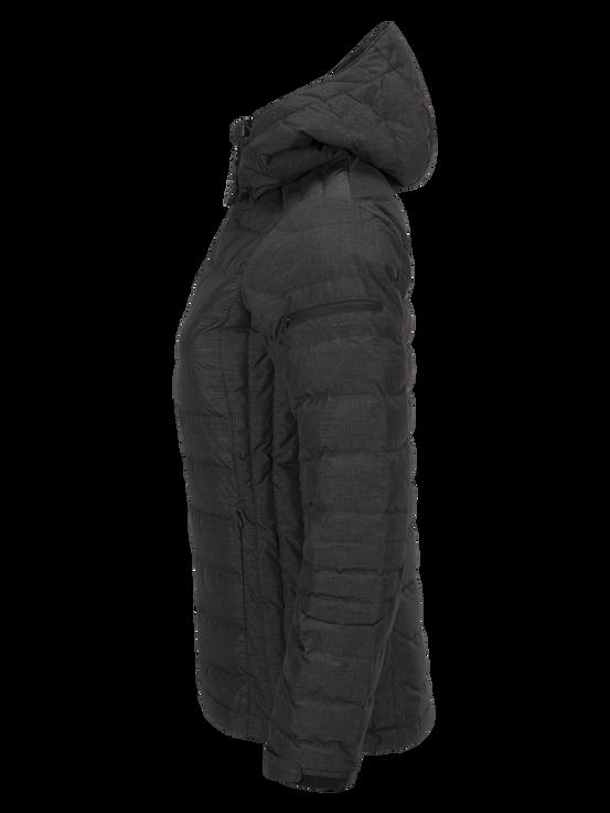 Women's Blackburn Ski Jacket Black   Peak Performance