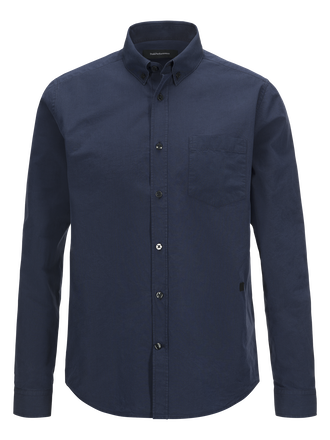Men's Dean Appeal Shirt Salute Blue | Peak Performance