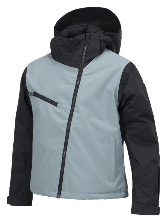 Kids Scoot  Ski Jacket Dustier Blue | Peak Performance