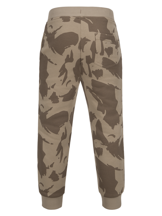 Kids Art Sweat Pants Pattern | Peak Performance