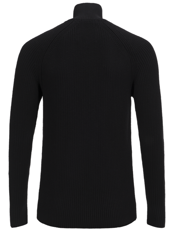 Herren Curtis Cardigan Black | Peak Performance