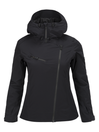 Women's Scoot Ski Jacket Black | Peak Performance