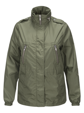 Women's Hunt Jacket Leaflet green | Peak Performance