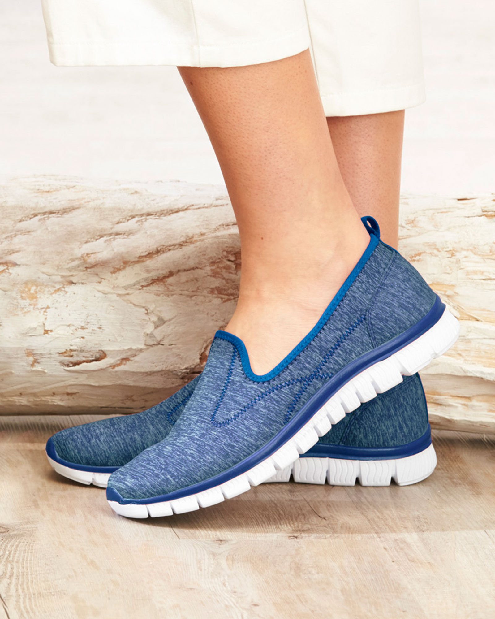 Flexi Sole Shoes at Cotton Traders